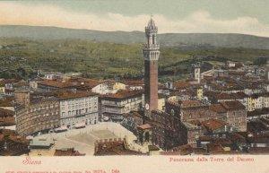 SIENA, Toscana, Italy; 1900-10s ; Panorama