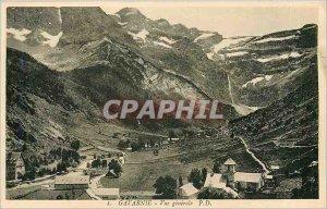 Old Postcard Gavarnie - General view