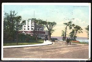 Claremont Hotel on Riverside Drive New York City