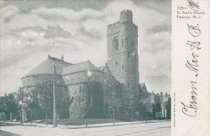 New Jersey Paterson Saint Pauls Church