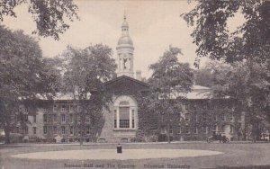 Nassau Hall And The Cannon Princeton University Princeton New Jersey