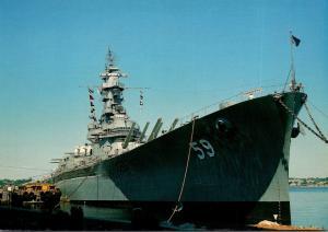 Battleship Massachusetts Fall River Massachusetts