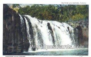 Chorrera Falls Panama Panama Unused