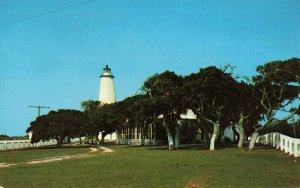 Postcard Ocracoke Lighthouse North Carolina's Outer Banks