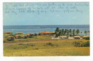 L´Hotel Cap Est., Cap Est. Hotel, Martinique, France, PU-1965