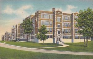 Kentucky Covington Holmes High School 1938 Curteich