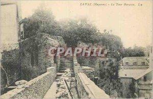 Old Postcard Laval (Mayenne) La Tour Renaise
