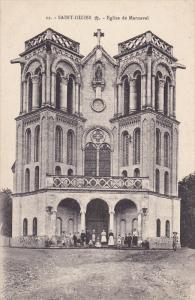 Eglise De Marnaval, Saint-Dizier (Haute Marne), France, 1900-1910s