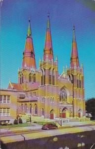 Oklahoma Tulsa Holy Family Cathedral