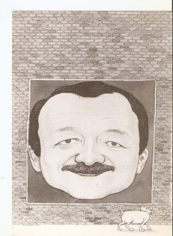 Postal 026648 : Come and meet ken Livingstone at Books