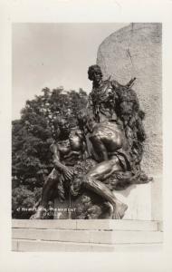 RP: ORILLIA , Ontario , 30-40s ; Champlain Monument