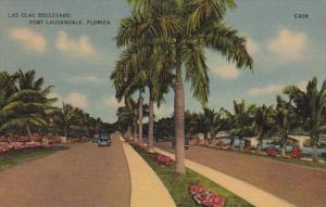 Florida Fort Lauderdale Las Olas Boulevard