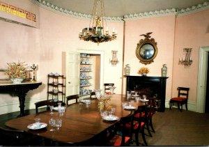 Georgia Savannah Owens-Thomas House Dining Room