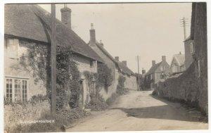 Dorset; Burton Bradstock RP PPC 1925 PMK, To Miss Smith, Presteigne