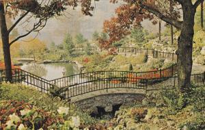 Gardens at High Park, Toronto, Ontario, United States, 40´s-60´s