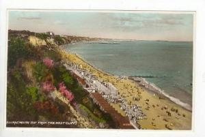 RP, Bournemouth Bay From The West Cliff (Dorset), England, UK, 1920-1940s