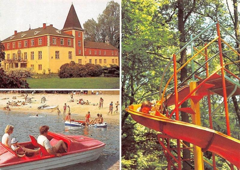 Haren Ems Ferienzentrum Schloss Dankern Castle Children Beach