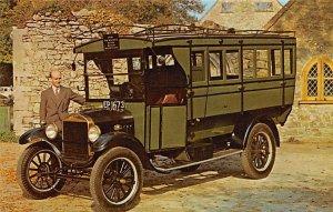 1921 Ford model-TT bus England Bus Unused