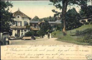 luxemburg, MONDORF-LES-BAINS, Kurpark (1904) Stamp