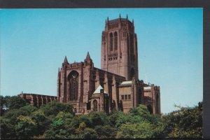 Lancashire Postcard - Liverpool Cathedral    DC1317