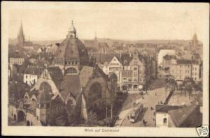 germany, DORTMUND, Jewish Synagogue (1915) JUDAICA