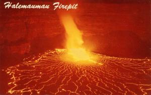 HI - Halemaumau Firepit, Kilauea Volcano