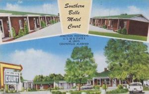 Alabama Centreville Southern Belle Motel