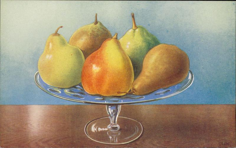 The luscious Pears of Australia artist Creig