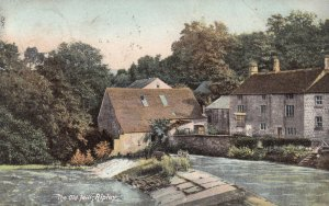 RIPLEY , Derbyshire , England , 1906 ; The Old Mill