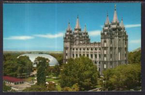 Temple Square,Salt Lake City,UT