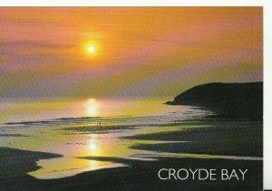 Devon Postcard - Croyde Bay - Ref 20977A