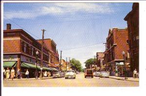 Main Street, Parry Sound, Ontario,
