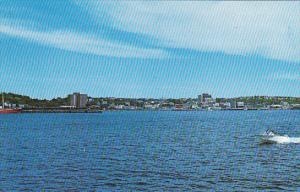 Canada Dartmouth Seen From Halifax Harbour Nova Scotia