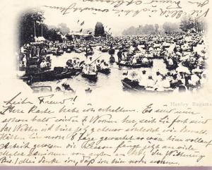 UK - Henley Regatta Photo 1900