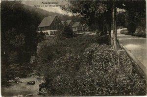 CPA AK Freudenstadt- Partie an der Kniebisstrasse GERMANY (907951)