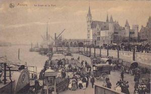 ANVERS , Belgium , Le Steen et le Port