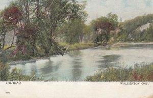 WALKERTON , Ontario , Canada , 1900-10s ; The Bend