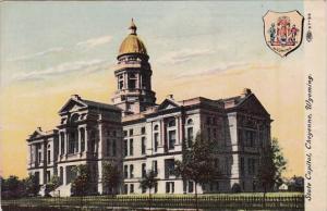 Wyoming Cheyenne State Capitol