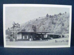 Postcard OR John Day Travelers Motel 1950's