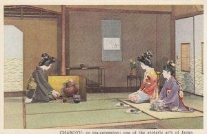 CHANOYU ; Tea Ceremony , Japan , 20-40s