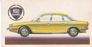 Trade Card Brooke Bond History of the Motor Car No 50