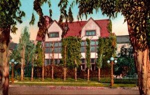 California Oakland The Nile Club