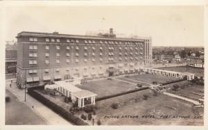 RP; Prince Arthur Hotel , PRINCE ARTHUR , Ontario, Canada , 1910-20s