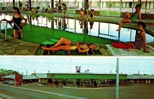 New Mexico Lordsburg Holiday Motel