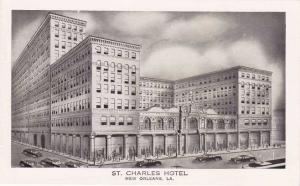 The St Charles Hotel - New Orleans LA, Louisiana