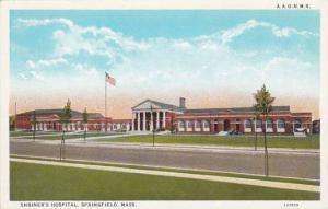 Massachusetts Springfield Shriners Hospital