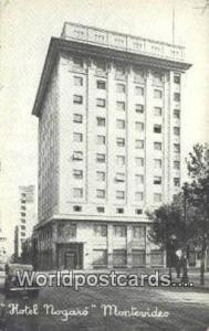 Montevideo Uruguay, South America Hotel Nogaro Montevideo Hotel Nogaro