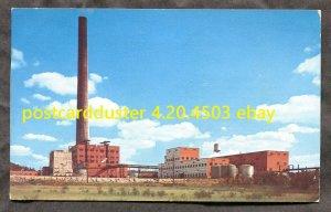 4503 - SUDBURY Ontario 1957 Iron Plant at Copper Cliff