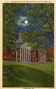 VA - Lexington. Washington & Lee University