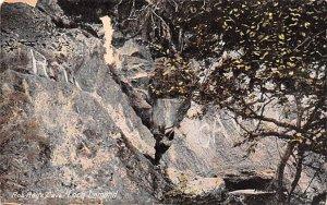 Rob Roy's Cave Loch Lomond Scotland, UK Unused